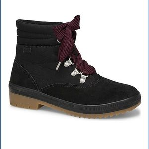 KEDS women's camp water resistant boot size 8.5